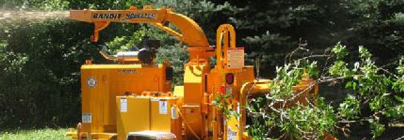 Wood chipper services and rentals are a phone call away. Call Kildonan Tree Service today.